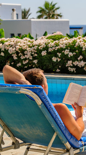 Fun Reads for sitting by the pool